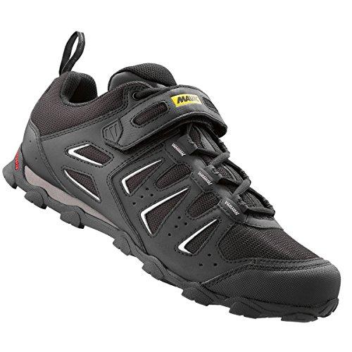 Mavic Crossride Elite scarpe, unisex, L377939007, Nero , Taglia 7 Nero