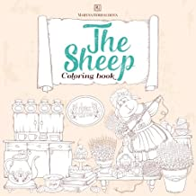 The Sheep: Coloring book