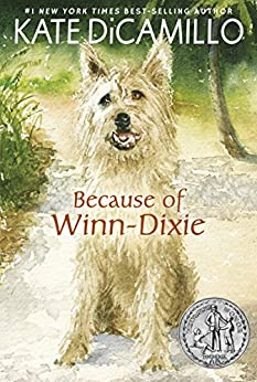 Because of Winn-Dixie by [DiCamillo, Kate]