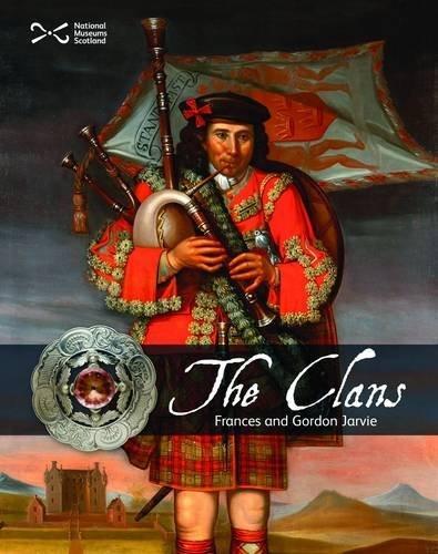 The Clans (Scotties) by Gordon Jarvie (6-Jan-2011) Paperback