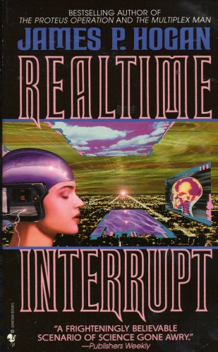 Real Time Interrupt por James P. Hogan