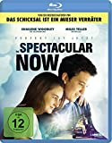 DVD Cover 'The Spectacular Now - Perfekt ist jetzt [Blu-ray]