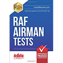 RAF Airman Tests: Sample test questions for the RAF Airman Test: 1 (Testing Series)