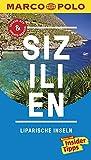 MARCO POLO Reiseführer Sizilien, Liparische Inseln: Reisen mit Insider-Tipps. Inklusive kostenloser Touren-App & Update-Service - Hans Bausenhardt