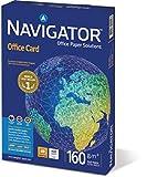 Navigator Office Card Kopierpapier A3 160g weiß sehr hohe Weiße
