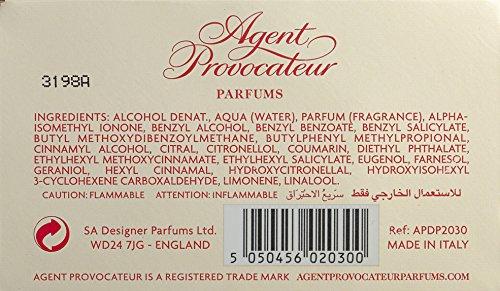 Agent Provocateur Parfüm mit Zerstäuber, 1er Pack (1 x 50 ml)