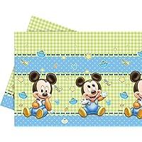 Kunststoff Baby Mickey Mouse Tischdecke, 1,8m x 1,2m