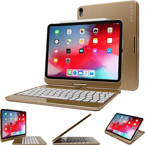 Snugg Tastatur für iPad 11 2018 [Gold]
