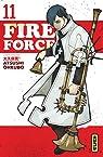 Fire Force, tome 11 par Okubo