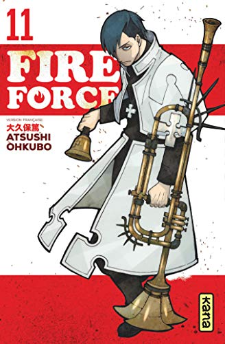 Fire Force Edition simple Tome 11