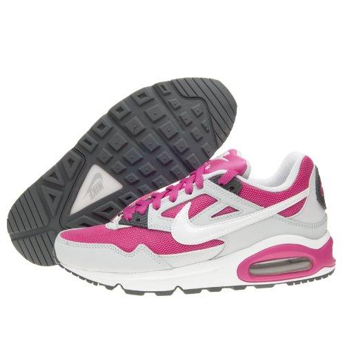 Nike Air Max Skyline (gs) Formatori 372197 scarpe da tennis (UK 5.5 Us 6y Eu 38,5, Vivid Rosa Bianco, Pink, US4.5Y|UK4|EU36,5