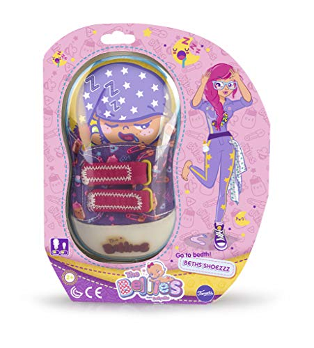 The Bellies - Beths'Shoezzz, Accesorio muñeco bebé para niños y niñas a Partir de 3 años (Famosa 700015533)