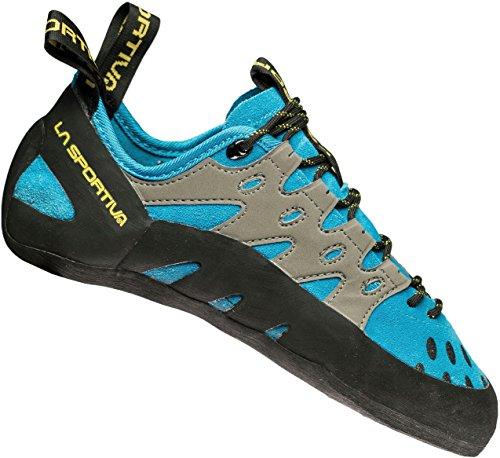 La Sportiva Unisex-Erwachsene Tarantulace Blue Kletterschuhe Blau 000, 43 EU