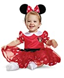 Best Disguise Costumes - Disguise Red Minnie Mouse Infant Child Costume, Red Review