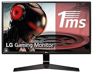 "LG 27MP59G-P - Monitor Gaming FHD de 68,6 cm (27"") con Panel IPS (1920 x 1080 píxeles, 16:9, 1 ms con MBR, 75Hz, 250 cd/m², 1000:1, sRGB >99%) Color Negro (B06XD7SJFZ) | Amazon price tracker / tracking, Amazon price history charts, Amazon price watches, Amazon price drop alerts"