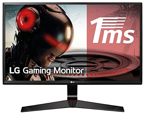 "LG 27MP59G Monitor Gaming 27"" Full HD LED IPS, 1920 x 1080, Radeon FreeSync 75Hz, 1x VGA, 1x HDMI, 1x Display Port, Uscita Audio, Multitasking"
