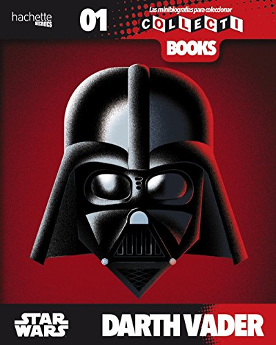 Collecti books - Darth Vader (Hachette Heroes - Star Wars - Especializados)