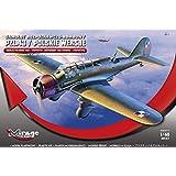 Mirage Hobby 481313, escala 1:48, pzl.43 bombardeos y aviones de reconocimiento, kit de modelo de plástico