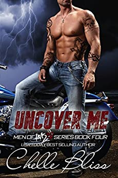 Uncover Me (Men of Inked Book 4) by [Bliss, Chelle]