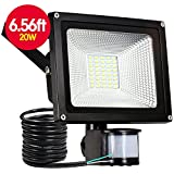 SAMHUE 20W LED Fluter Floodlight Strahler Licht...