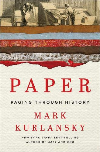 Paper: Paging Through History por Mark Kurlansky