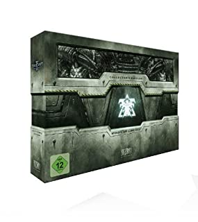 StarCraft II: Wings of Liberty - Collector's Edition (B003I867P8)   Amazon price tracker / tracking, Amazon price history charts, Amazon price watches, Amazon price drop alerts