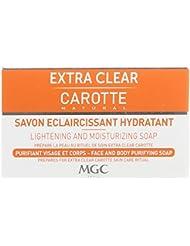 MGC Savon Eclaircissant Carotte 100 g