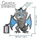 Clé USB 32 Go Game of Throne Viserion. Mémoire Flash Drive originale Game of Thrones, Tribe FD032707