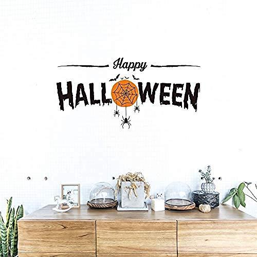 Abnehmbare Art Vinyl Wandhaupt Room Decor Wandaufkleber Halloween Party Kostüm (Humor Kostüm)