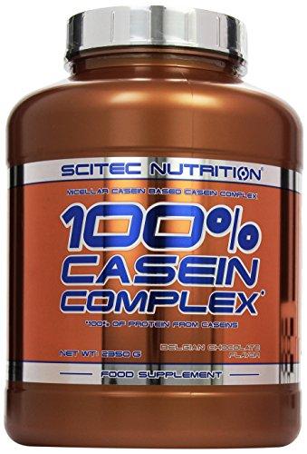 Scitec Nutrition Protein Casein Complex, Belgische Schokolade, 2350g