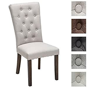 Clp sedia emden per sala da pranzo con schienale alto e for Sedia design pranzo
