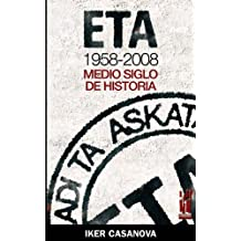 ETA 1958-2008: Medio siglo de historia (Orreaga)