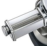 Imetec Accessorio Pasta-Machine per Impastatori Zero-Glu KM 1500 e Cucina Italiano KM 2000