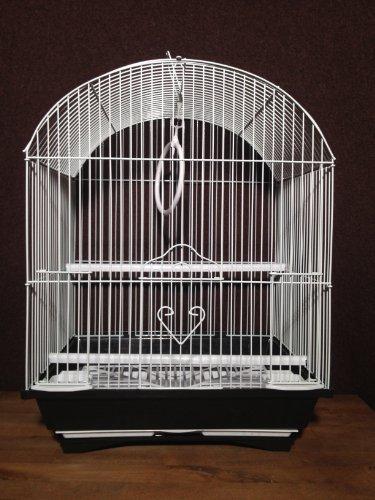 Vogelkäfig Wellensittichkäfig Kanarienkäfig TRANSPORTKÄFIG Käfig mit Zubehör Nr 300