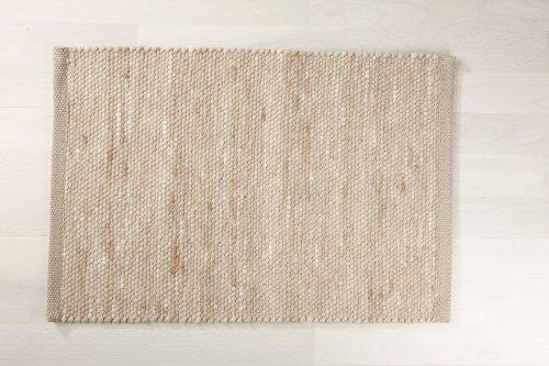 Taracarpet Handweb Teppich Bueno creme 166