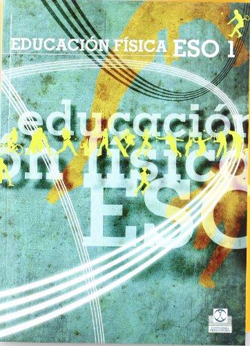 Educación física ESO. Per le Scuole superiori: EDUCACIÓN FÍSCA ESO1. Libro de texto (Color) (Educación Física / Pedagogía / Juegos)