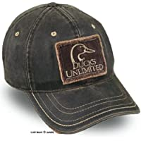 Ducks Unlimited® Weathered Cotton Cap