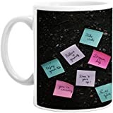 Believe In Yourself Printed Coffee Mug For Boys || Coffee Mug For Girls || Coffee Mug For Birthday Gift BY ROCKET SHIP