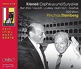 Krenek / Orpheus Und Eurydike