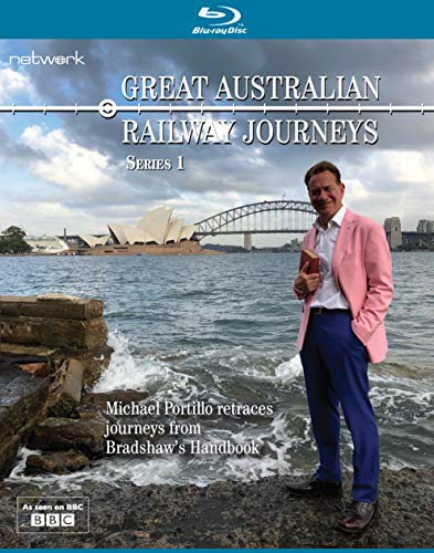 Great Australian Railway Journeys: Series 1 [Blu-ray]