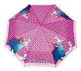p:os 25446 Disney Frozen Kinderregenschirm, 100 x 70 cm