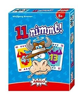 Amigo 960 - 11 nimmt!, Kartenspiel (B00336128W) | Amazon Products