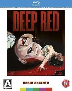 Deep Red [Blu-ray] [1975] [2010][Region Free]