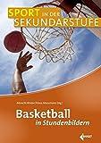 Basketball Stundenbildern (Sport