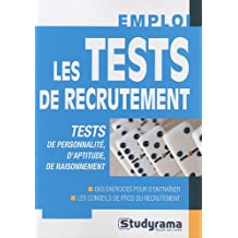 Les tests de recrutement