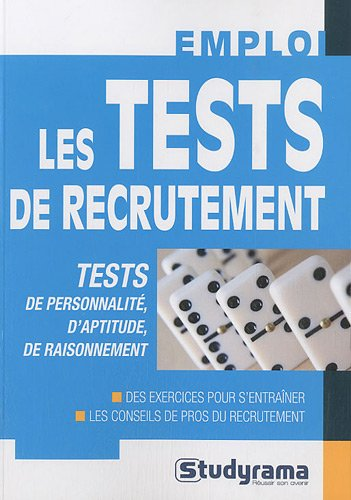 Les tests de recrutement par Sabine Duhamel