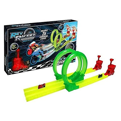 Unbekannt 'MODELCO-1-Rev Racers Launch & Loop Track