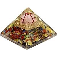 Harmonize Multistone Orgon Pyramide mit Merkaba Gemstone Reiki Kristall Chakra-Energie-Generator preisvergleich bei billige-tabletten.eu