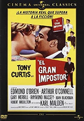 The Great Impostor (1961) - Region 2