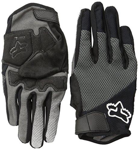 Fox Herren Handschuhe Reflex Gel Gloves, Black, S, 13223-001 (Gel Reflex Fox)